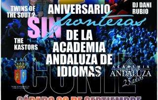Gran Fiesta Aniversario, Academia Andaluza